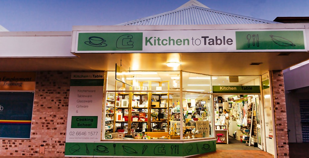 Kitchen To Table Cooking Classes Kitchenware Yamba